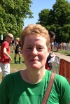 Julie Bellfield - Joint Race Walking Secretary
