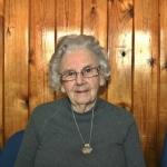 Margaret Simpson - Newsletter Editor & Minutes Secretary