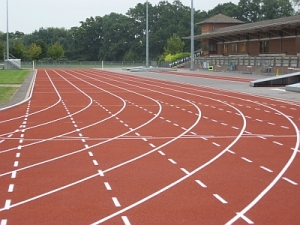 running-track