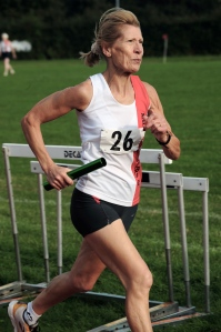 Angela Copson W60 Medley Relay